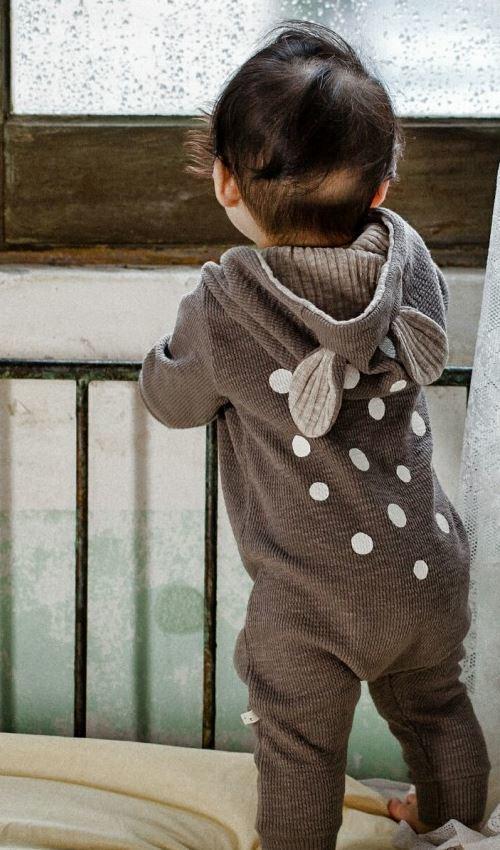 Lala Bambi Suit Grey