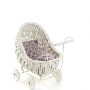 SMALLSTUFF Doll Pram | Off-White
