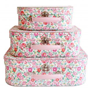 Alimrose Carry Case Set – Petit Floral