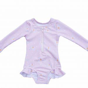 'Sophie' Swimsuit in Polka Dot
