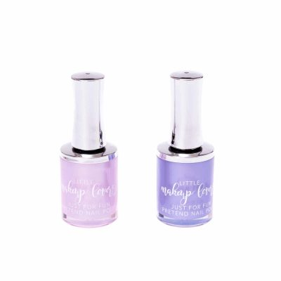 Nail Polish Duo - Lilac and Purple