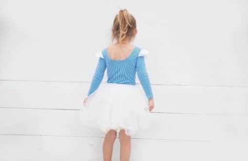 Luxe Tutu - White