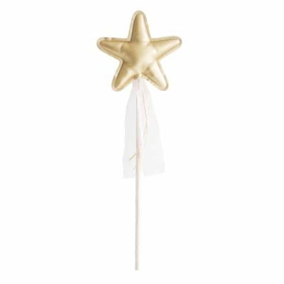 Amelie Star Wand - gold | Alimrose | Mini Nation