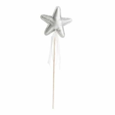 Amelie Star Wand - Silver | Alimrose | Mini Nation