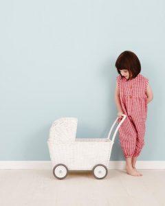 Strolley - White   Olli Ella