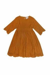 Angel Dress Mustard | ALEX&ANT | Mini Nation