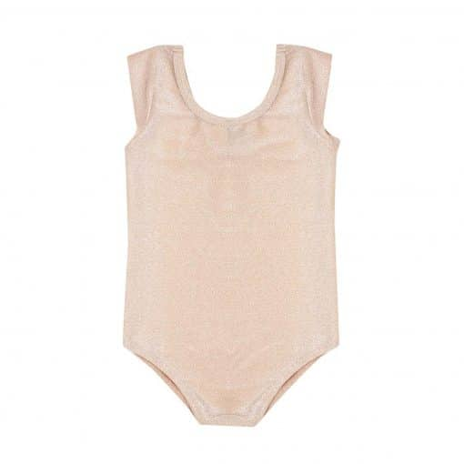 Tiny Dancer Leotard - Champagne | Bella + Lace