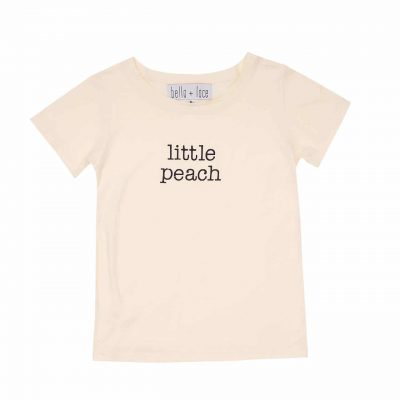 Ziggy T-Shirt - Little Peach - Floss