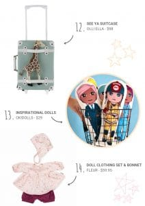 Mini Nation Gift Guide | Children