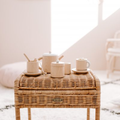 WoodenTeaSet.MiniNation
