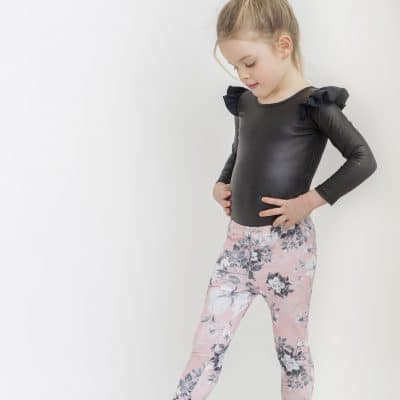 Leggings - Dusty Rose