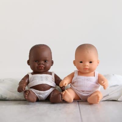 Miniland Baby Dolls - 21cm Collection