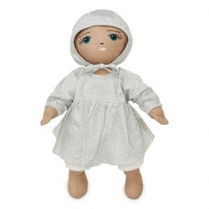Doll Clothing Set - Grey Wave and Angnes Doll by Cam Cam Copenhagen   Mini Nation