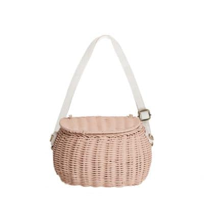 Minichari Bag - Rose | Olli Ella