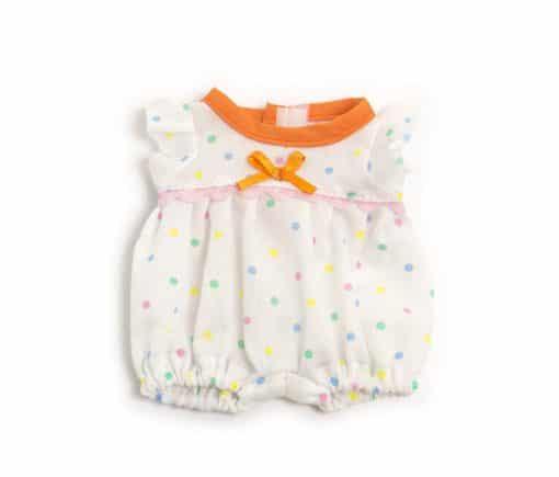 Polkadot Pyjamas | Miniland 21cm Doll | Mini Nation