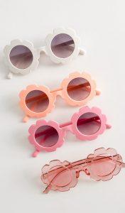Flower Sunglasses | Mini Nation