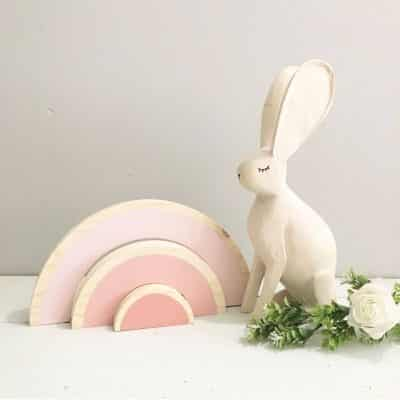 WoodenRainbow.Pink.MiniNation